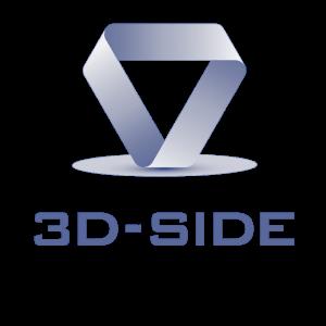 3D Side logo 2